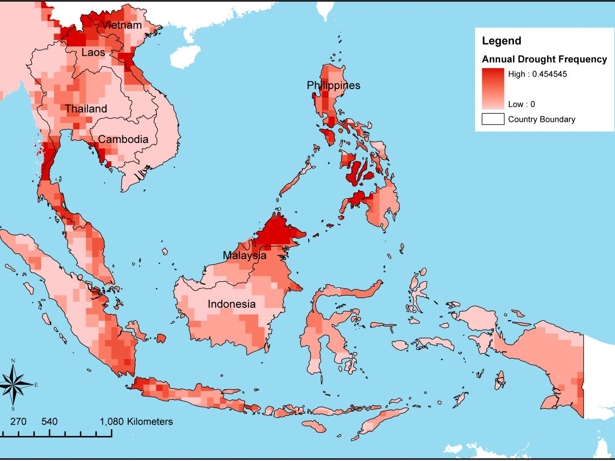 Climate Map Of Indonesia Hazard Mapping ...